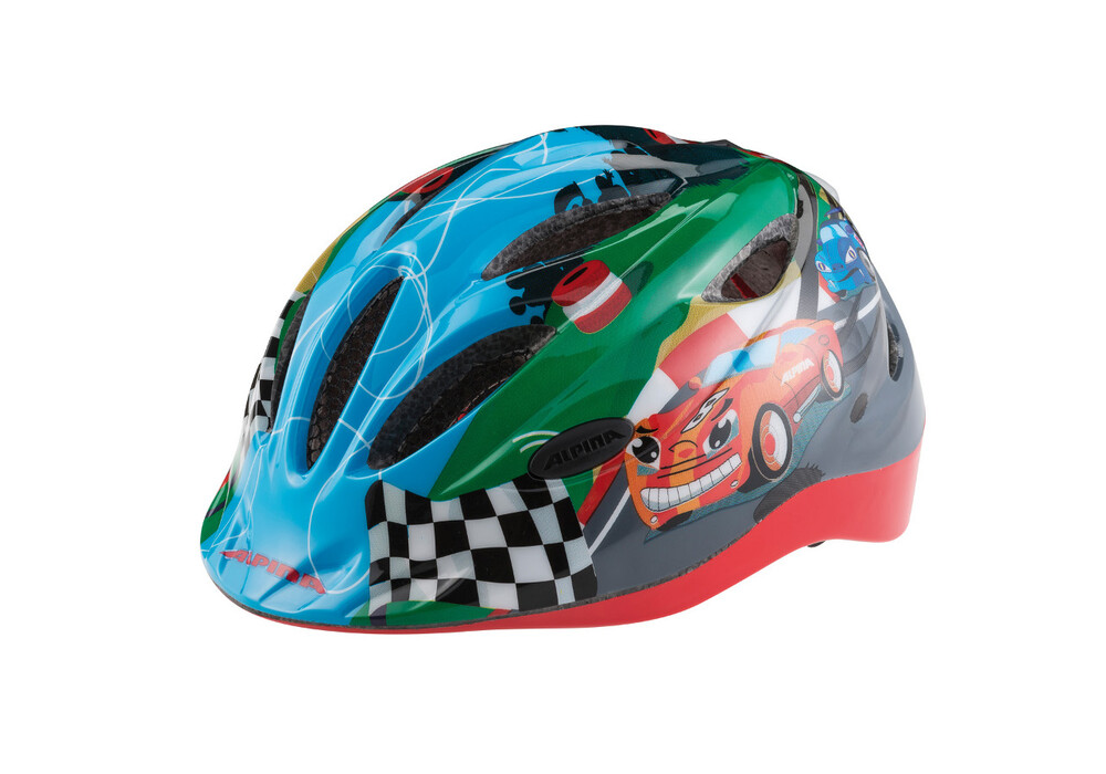 Alpina Gamma 2.0 Flash Kinderhelm racing online kaufen ...
